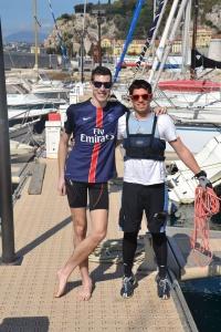 Nathan et Thibault2